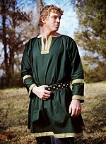 Green & Gold Tunic
