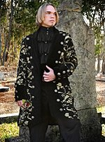 Brocade Dress Coat