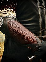 Armschienen aus Leder