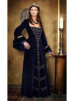 Catherine of Aragon Dress The Tudors