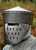 Kalota Helmet with Face Guard