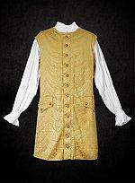 Long Golden Waistcoat