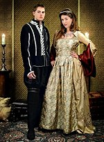 Anne Boleyn Dress The Tudors