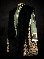 Henry VIII Court Coat The Tudors