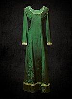 Grünes Kleid 13. Jhd.