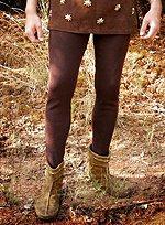 Braune Herrenstrumpfhose