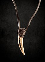 Frank Miller's 300 King Leonidas Wolf Tooth Amulet