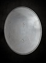 Medieval Steel Shield
