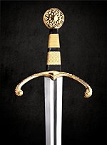 Henry VIII Sword The Tudors