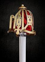 Schottisches Korbschwert