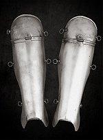Römische Beinschienen