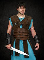 Rough Out Gladiator Tunic