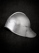 Sallet with Half Visor