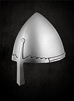Nasal Helmet High Middle Ages