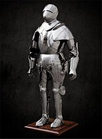 Full Suit of Armor Italian High Medieval