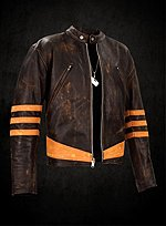 Original X-Men Wolverine Leather Jacket