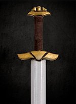 Viking Sword LARP Weapon