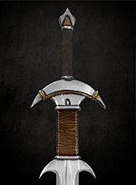 Kingslayer Sword Two Handed LARP Weapon