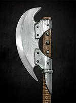 Orc Hatchet LARP Weapon