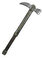 War Hammer with Spike LARP Weapon