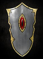 Deatheye Shield LARP Weapon