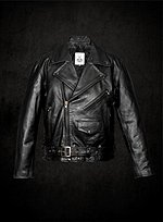 Original Terminator 25th Anniversary Leather Jacket