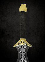 Original Age of Conan Cimmerian Sword with Runes Foam Weapon