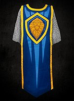 Original World of Warcraft Allianz Surcoat