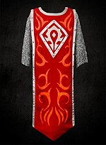 Original World of Warcraft Horde Surcoat