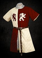 Original Assassin's Creed Lionheart Gambeson