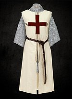 Original Assassin's Creed Templar Surcoat