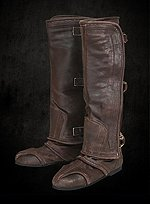Original Assassin's Creed Altair Leather Boots