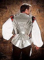 Gothic Breastplate with Tassets