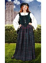 Traditional Highland Costume