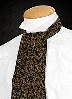 Ascot-Krawatte grün