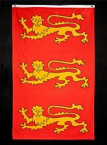 English Lion Flag