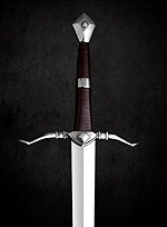 Fantasy Two Handed Sword