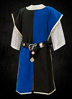 Surcoat Black & Blue