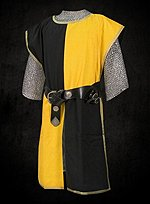 Surcoat Black & Yellow