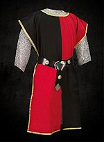 Surcoat Black & Red