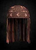 Braveheart William Wallace Leather Helmet