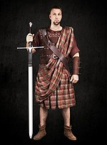 Braveheart William Wallace Kilt and Belt