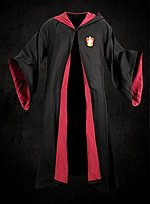Harry Potter Gryffindor Schuluniform Robe