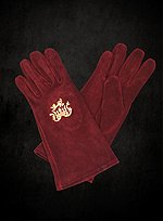 Suede Gloves King John