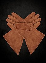 Suede Gloves Lady Marian