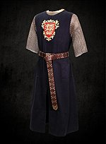 Robin Hood Surcoat King John