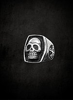 The Phantom Totenkopfring