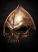 Totenschädel Helm für LARP