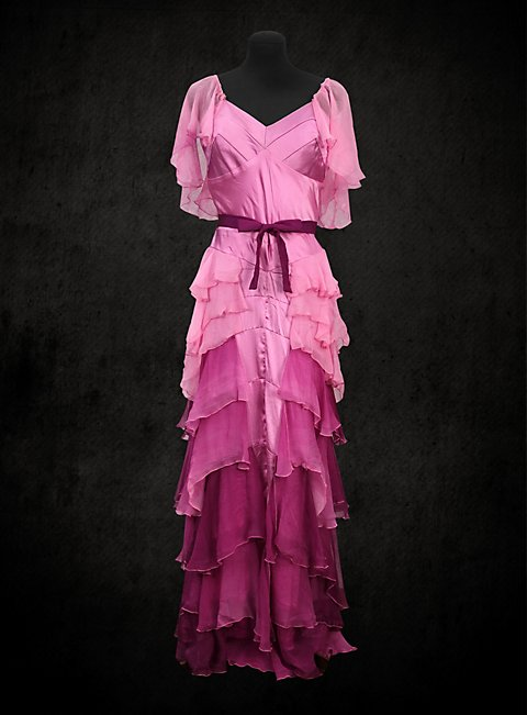 Hermione Granger Ball Gown Official Costume Reproduction