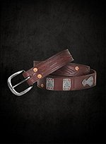 Robin Hood Belt narrow brown
